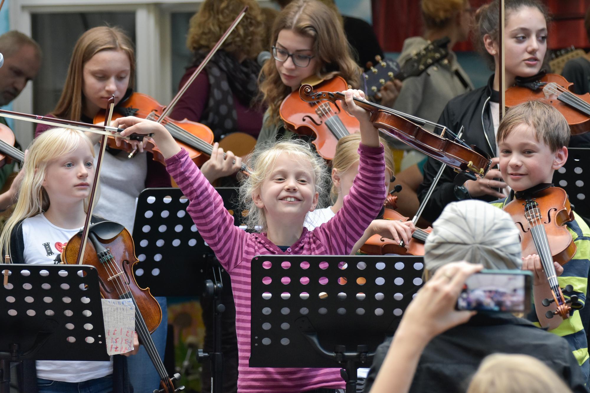 Deutschland Macht Musik — Berichte Aus Den Musikschulen