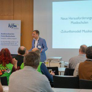 12. Bdfm-Kongress Auf Der Musikmesse 2018, Vortrag Mario Müller