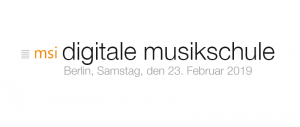 "Symposium ""Digitale Musikschule"""